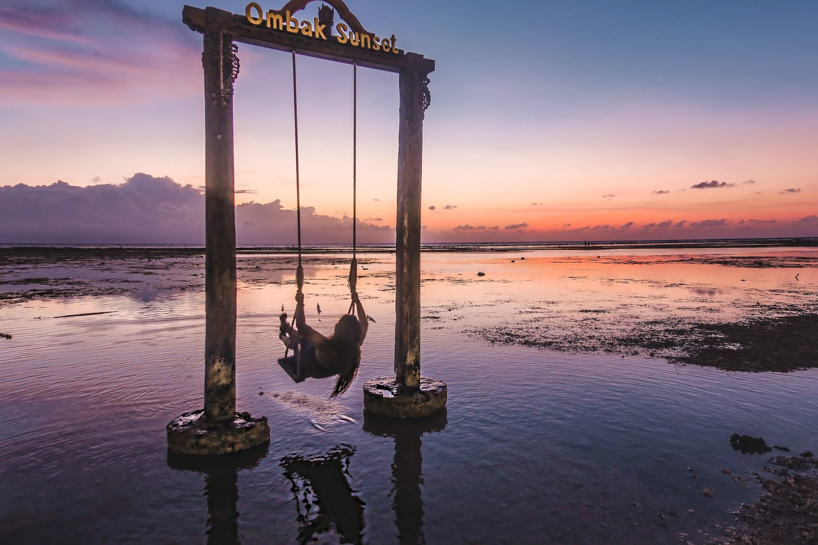Swings in Bali Indonesia