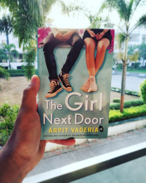The Girl Next Door by Arpit Vageria