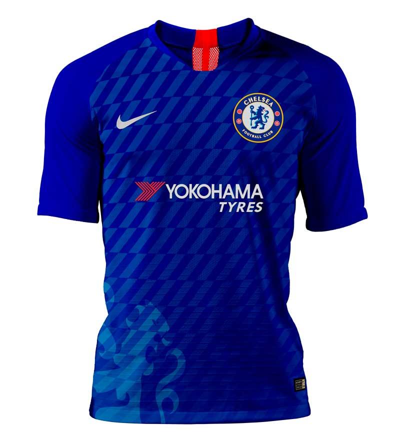Camiseta Chelsea 2021 Nike Fantasy