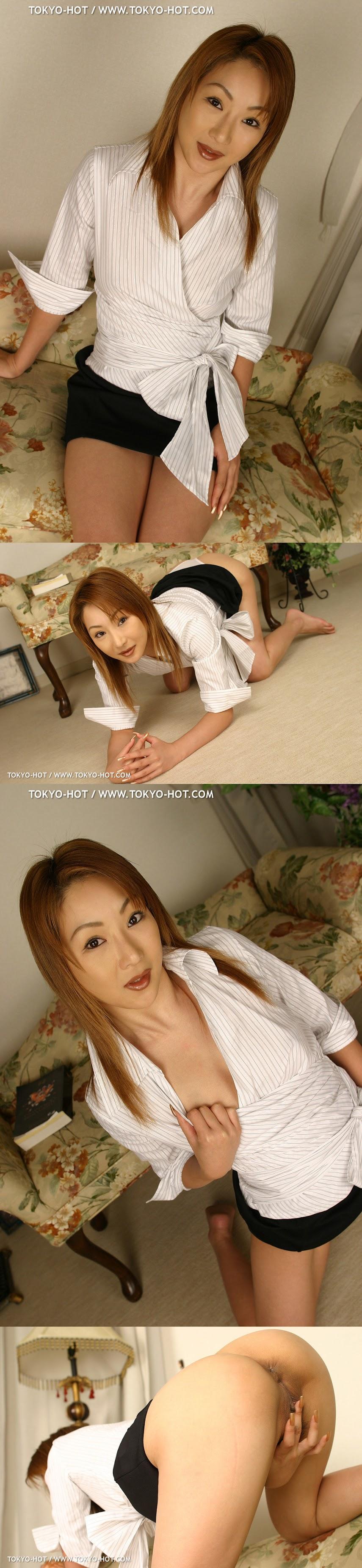 Tokyo-Hot e016 rei kanzaki 003