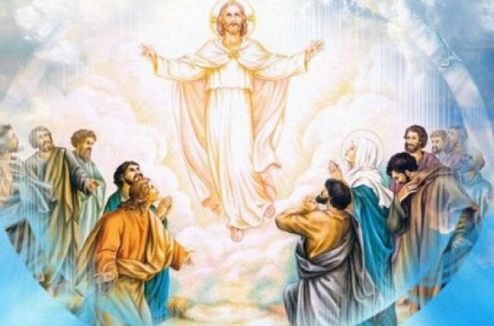 Вознесение Господне в мае 2020 года