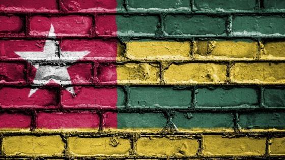 Togo flag pic