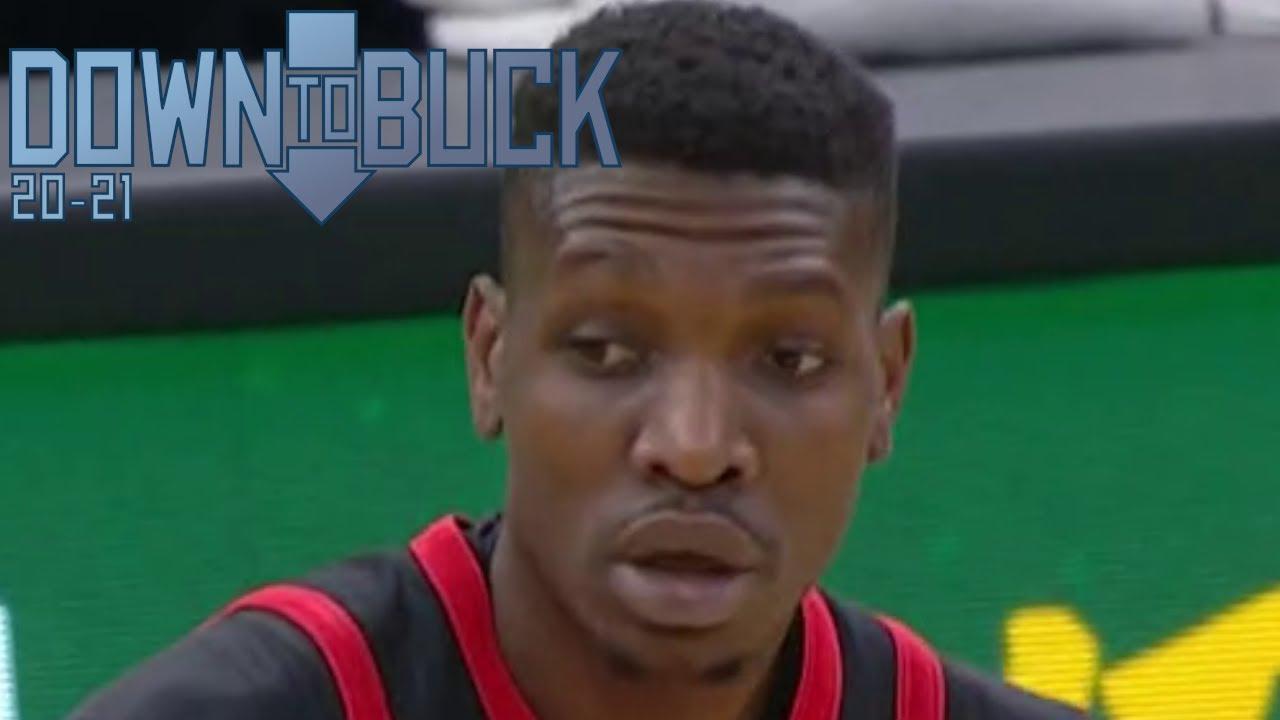 Chris Boucher 30pts 5reb vs BOS   March 4, 2021   2020-21 NBA Season