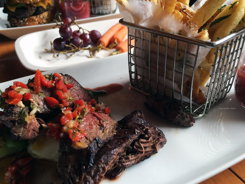Restaurant Week   David Burke Kitchen   lavenderlilac dream