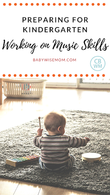 Preparing for kindergarten | music skills | #musicskills #kindergartenprep