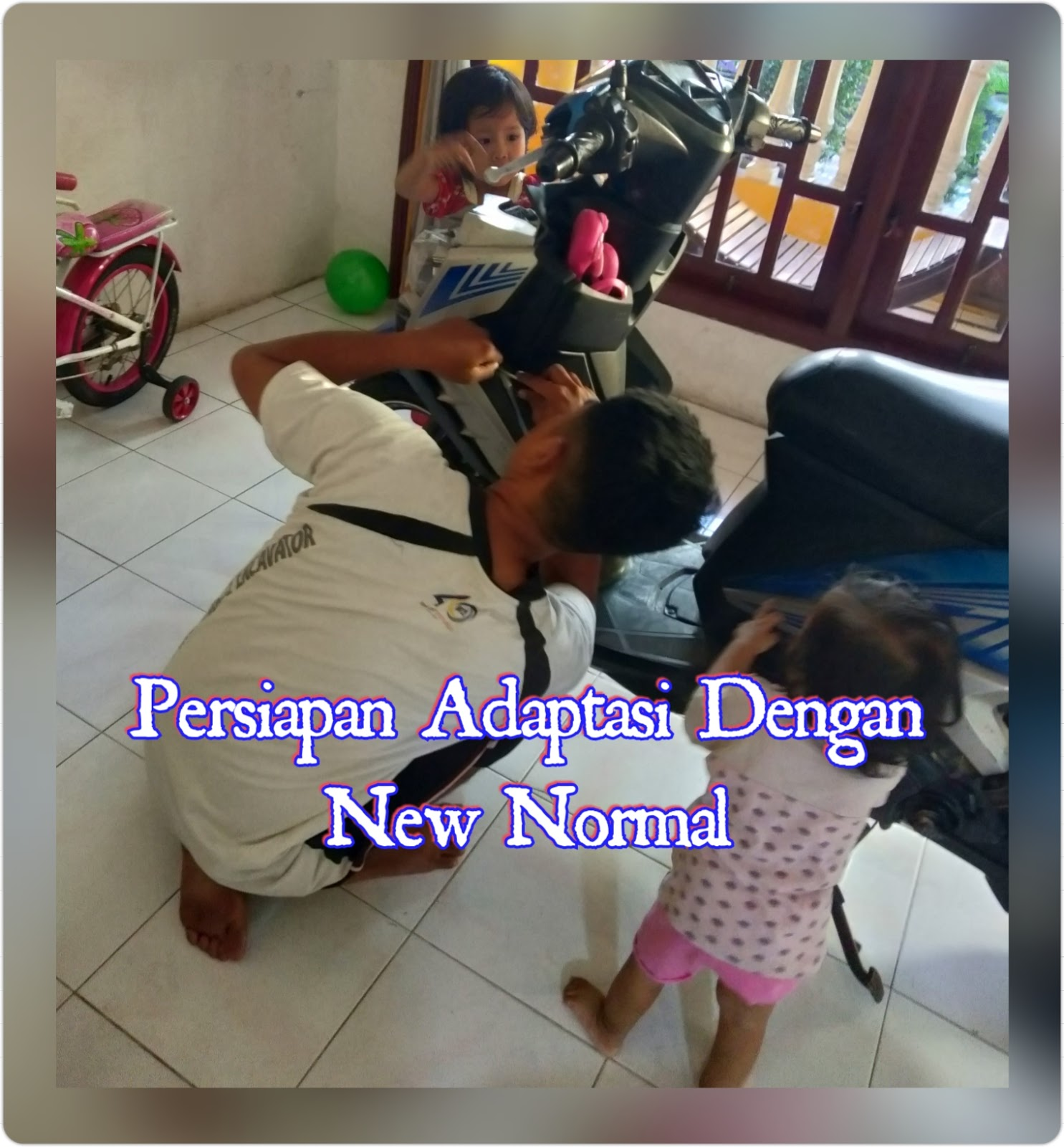 Adaptasi dengan new normal