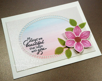 Heart's Delight Cards, Floral Essence, 2019-2020 Annual Catalog, Stampin' Up!