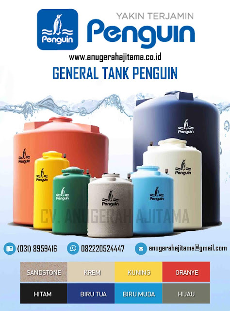 Tangki Air Penguin General Tank