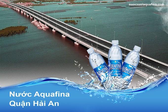 Đại lý nước Aquafina Khánh Huyền - Hải Phòng