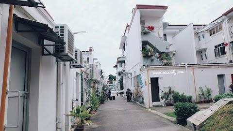 [Review] Menyewa Apartment Mungil nan Lucu di Singapore