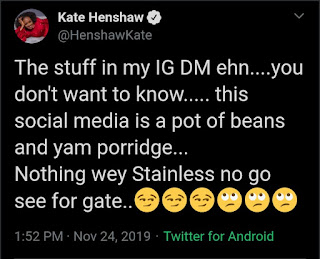 Kate Henshaw Shares DM From Instagram Follower Worried That She Is Not Married