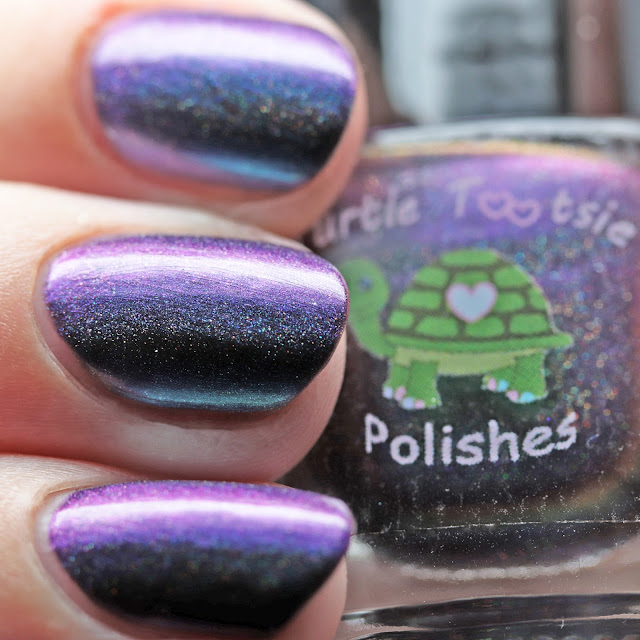 Turtle Tootsie Polishes 4th Turtleversary