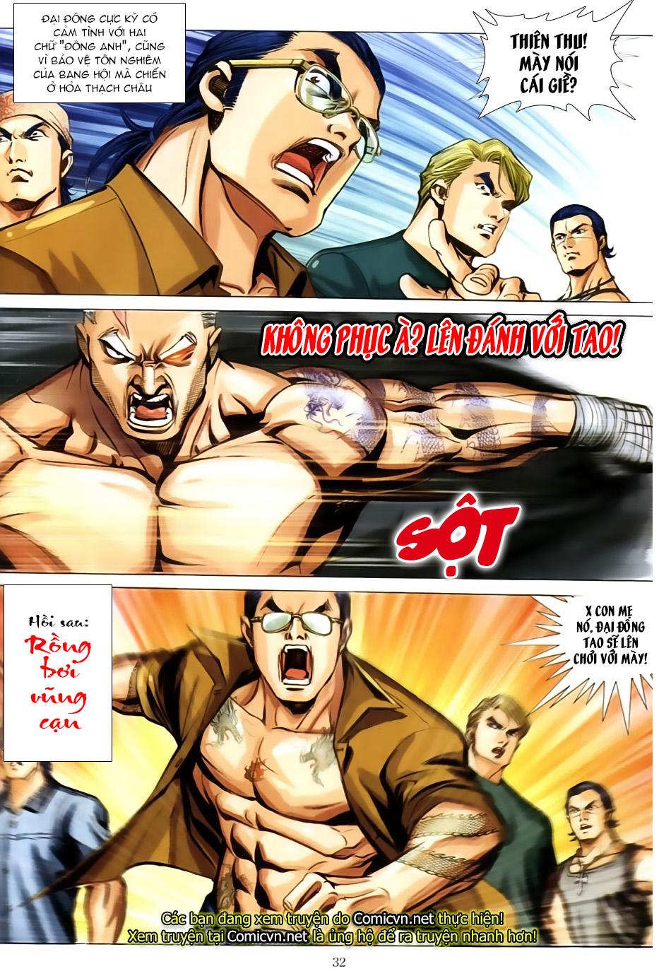 Người Trong Giang Hồ Chap 616 - Truyen.Chap.VN