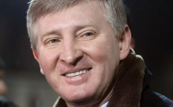 Rinat Akhmetov - pessoa mais rica da Ucrânia