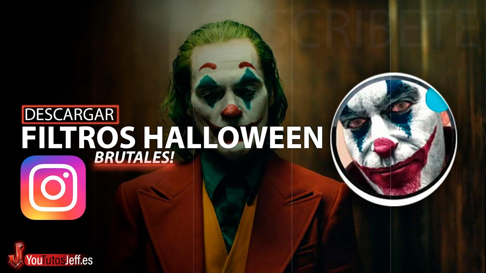 Los Mejores Filtros Halloween para Instagram😨🔥