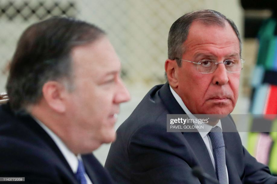 This is an excuse Lavrov criticized the US for plans for Syria