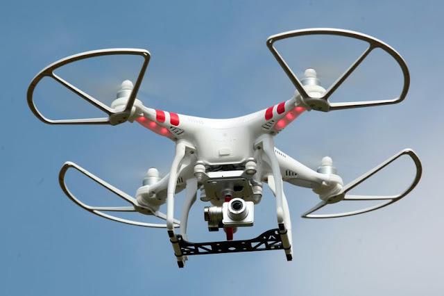 ISIS utiliza drones para atacar a sus enemigos