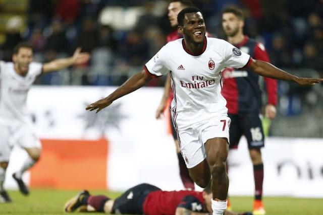 Gol Cagliari Ini Terlahir Tidak Lepas Dari Kesalahan Donnarumma