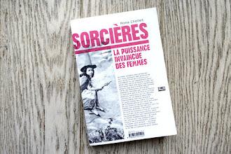 Lundi Librairie : Sorcières la puissance invaincue des femmes - Mona Chollet