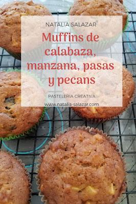 muffins receta fácil saludable