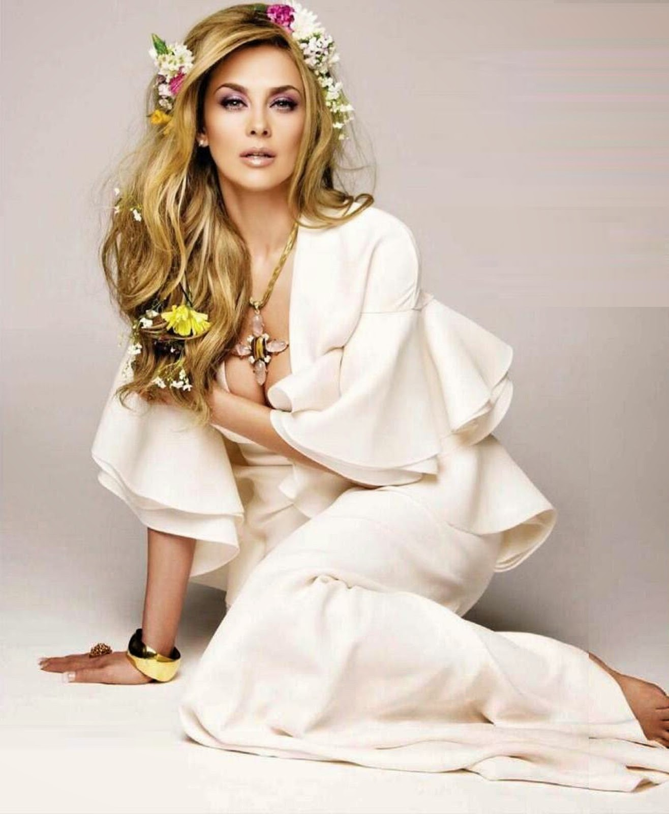 Hollywood Actress Wallpaper: Aracely Arambula HD Wallpapers