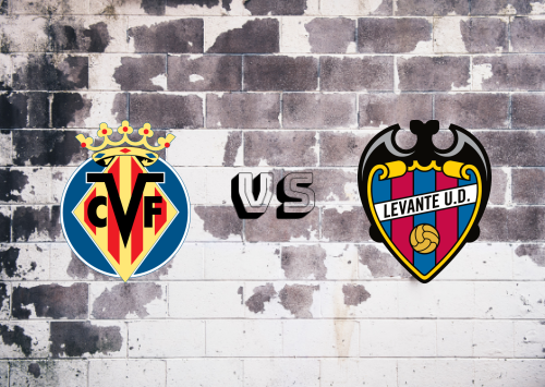 Villarreal vs Levante  Resumen