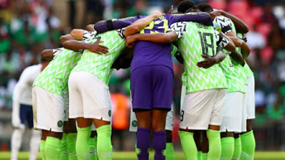 Why Nigerians must be united, pray now than ever  says Sunday Oliseh [Nigeria vs Iceland] today's match