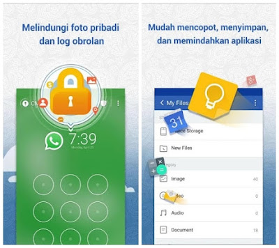 Download Clean Master Boost & AppLock APK Gratis Terbaru