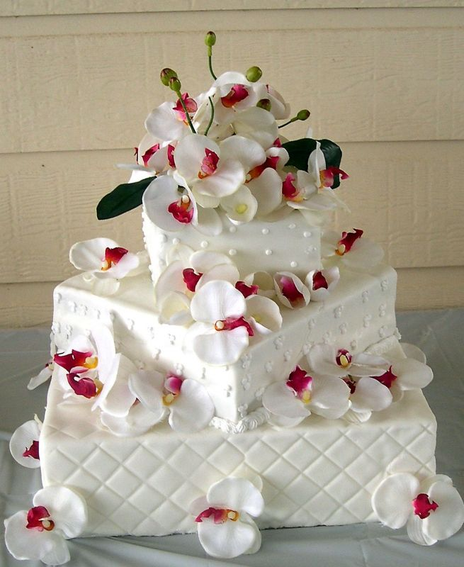 Themed Cakes, Birthday Cakes, Wedding Cakes: Wedding Cakes