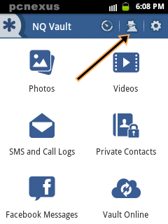 Hide Photos,Videos,SMS And Call Logs With Vault For Android - Pcnexus