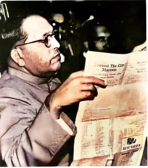 डॉ. बाबासाहेब आंबेडकर यांचे जीवनचरित्र : Dr. Babasaheb Ambedkar Biography in Marathi
