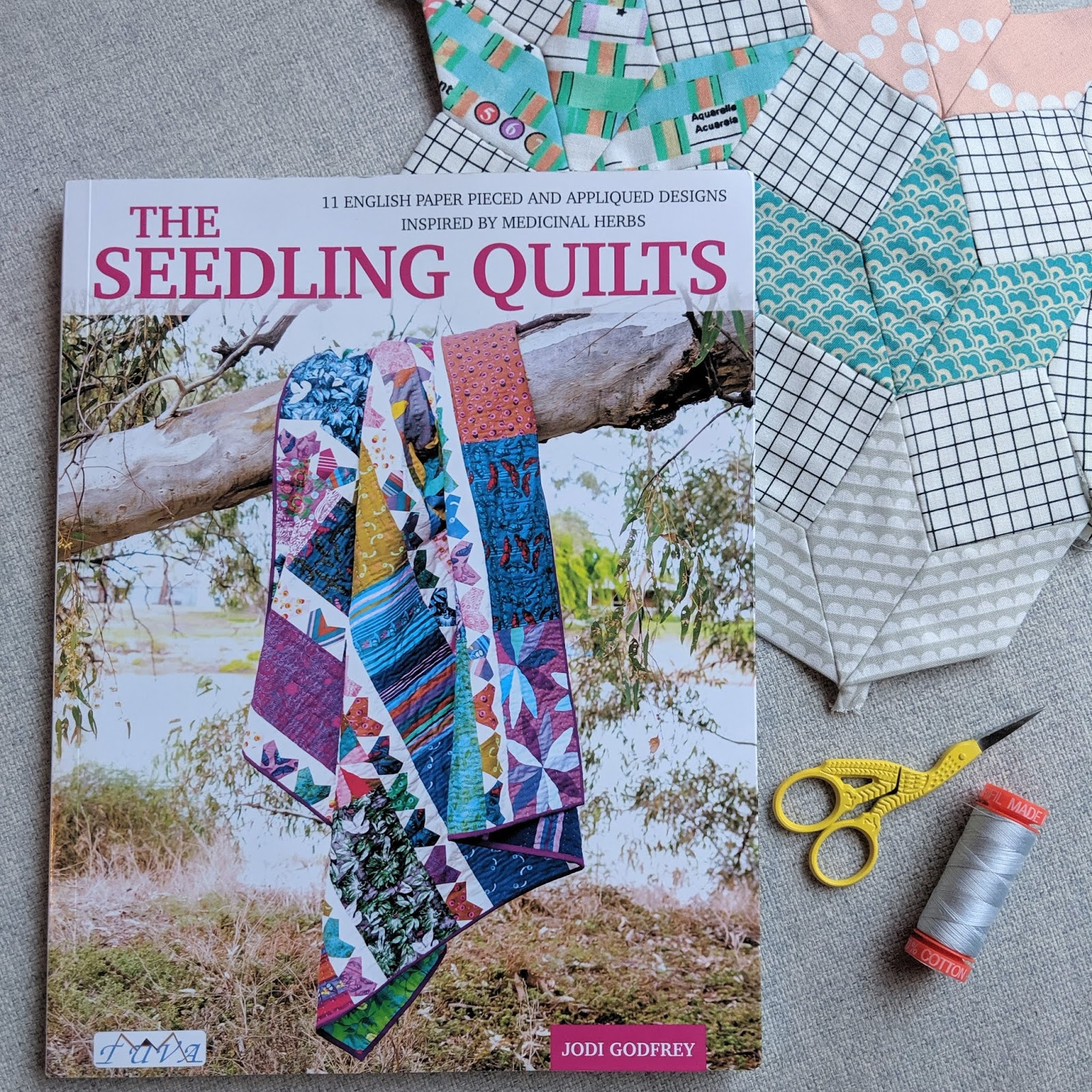 the seedling quilts book 🌱 peppermint: CHARM ABOUT YOU
