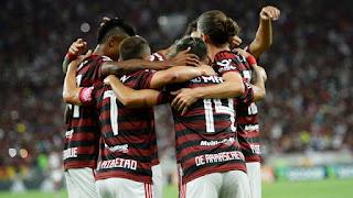 Fla mantém vantagem continua de 10 pontos para o Palmeiras