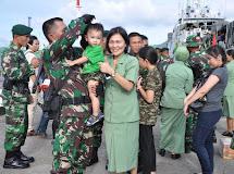 Jangan Menangis Anakku Papa Bertjuang Demi Tugas Negara dan Bangsa