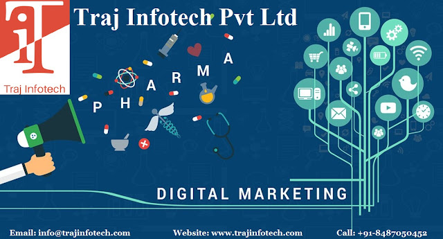 Digital Marketing Service - Traj Infotech