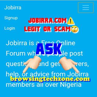 Jobirra review