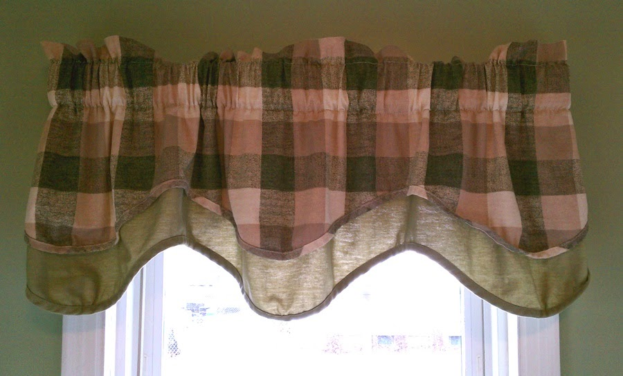 Reasons To Use Fabric Valances For Vertical Blinds Home Décor