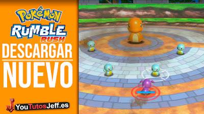 como-descargar-Pokemon-Rumble-Rush