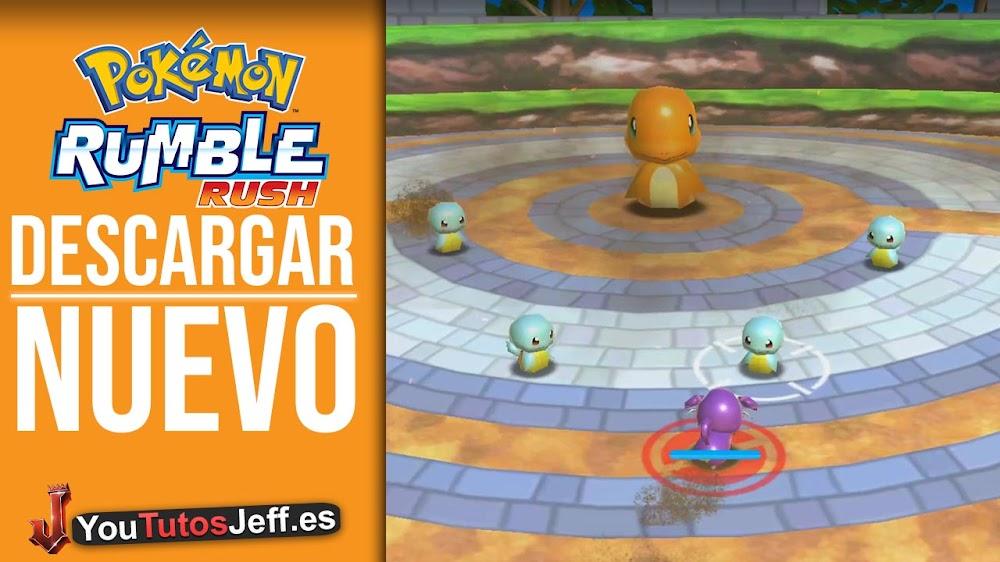 Descargar Pokemon Rumble Rush para Android