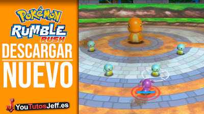 Descargar Pokemon Rumble Rush para Android
