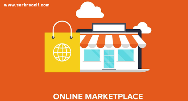 Bisnis Online di Marketplace, Marketplace