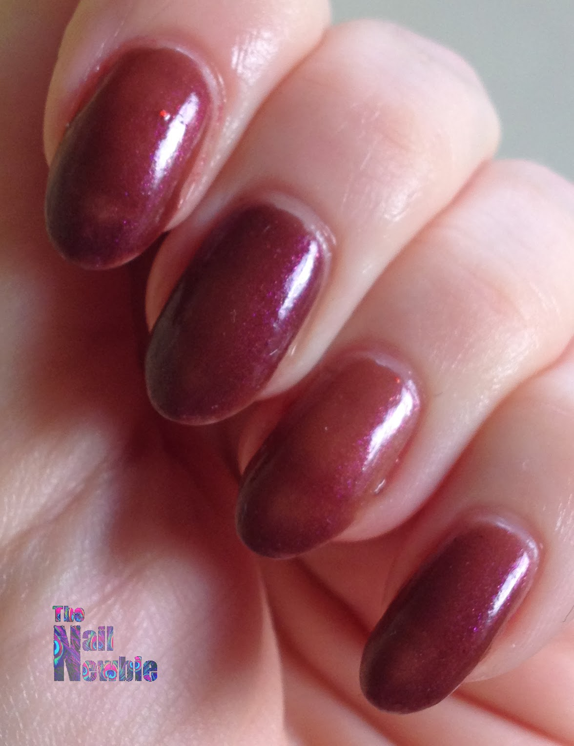 Nail Newbie Notd: Nail Newbie: Introducing Lacquerdaisical