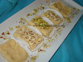 Apy Cooking Easy Microwave Kalakand
