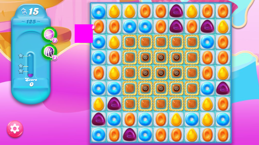 Candy Crush Jelly Saga 125