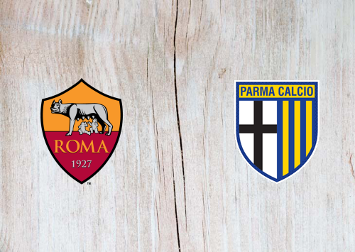Roma vs Parma -Highlights 08 July 2020