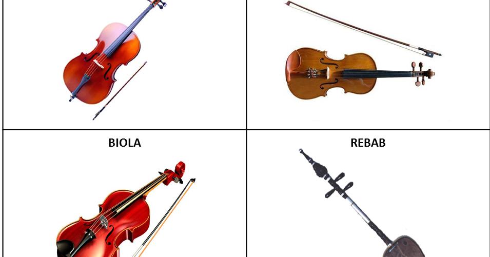 Sebutkan Jenis Alat Musik Cara Memainkan Daerah Asal ...