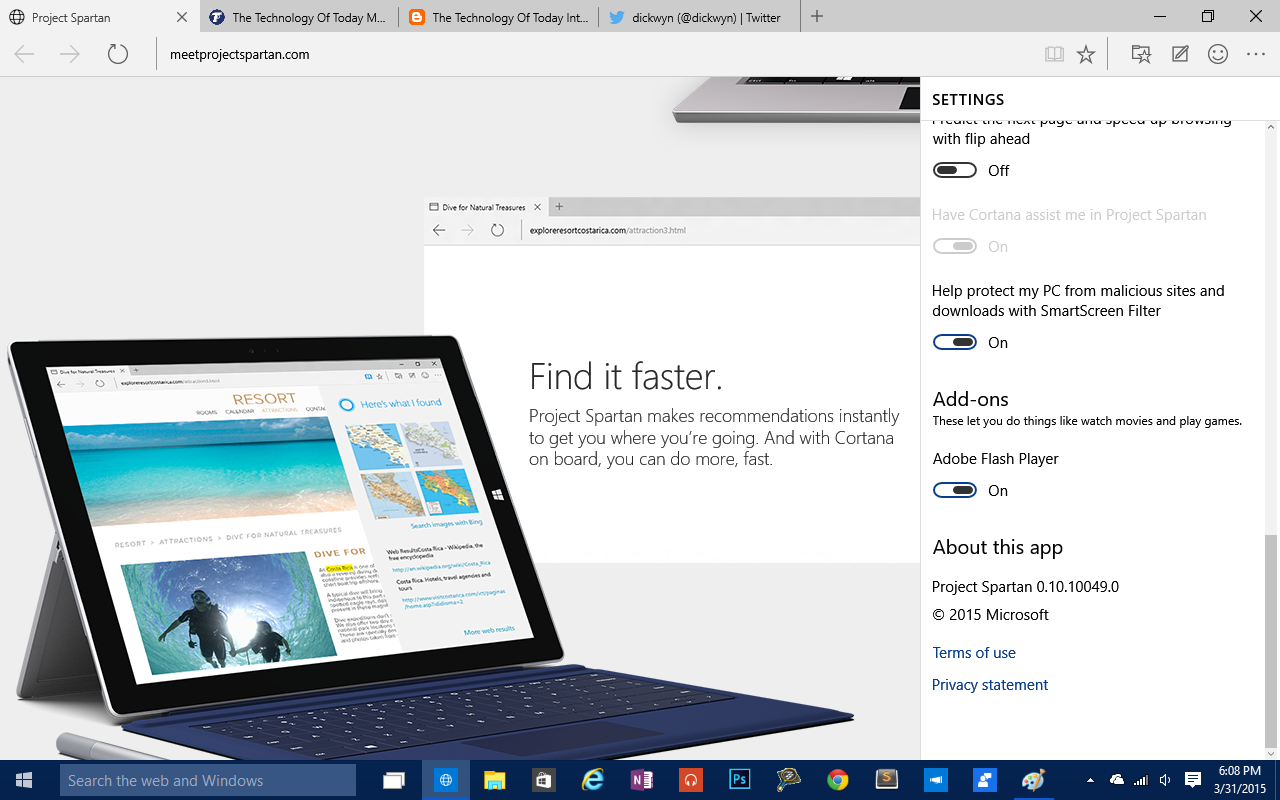 windows-10-build-10049-project-spartan-microsoft-edge
