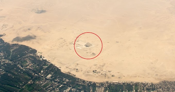 21 Jaw-Dropping Aerial Images of the Ancient Pyramids You Need To See