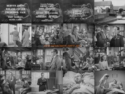 Al morir la noche(1945) Dead of night - Descargar Capturas Online