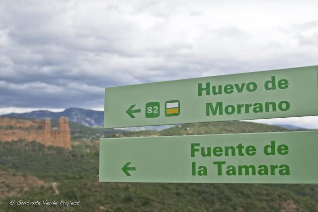 Rutas Huevo de Morrano y Fuente de la Tamara - Huesca por El Guisante Verde Project